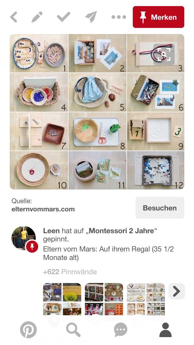 Montessori-Ideen für Kleinkinder - Teil 2 - Aufbruch zum Umdenken